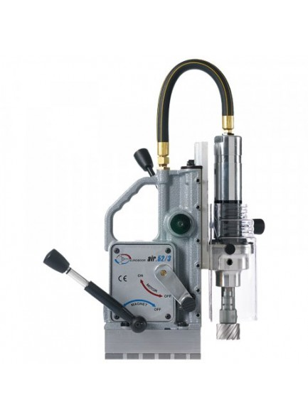 HOLEMAKER - AIR 45 PNEUMATIC MAGNETIC BASE DRILL 800W