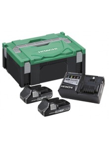 Hitachi Cordless COMKIT3C 18V Bare Tool , 3.0Ah Custom Combo Kit. - Index 6 - Ask For A Quote.