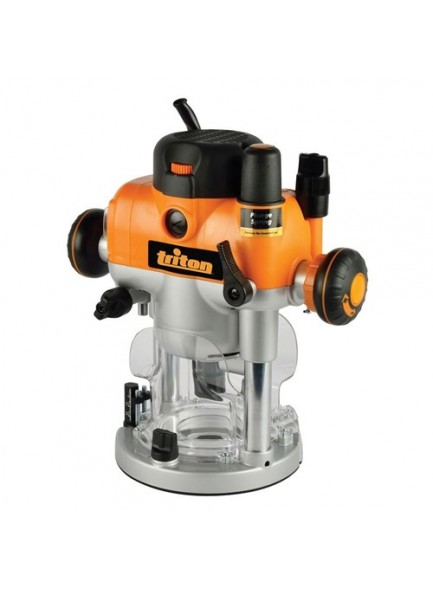 TRITON - 2400watt, 3.2hp Dual Mode Precision Router