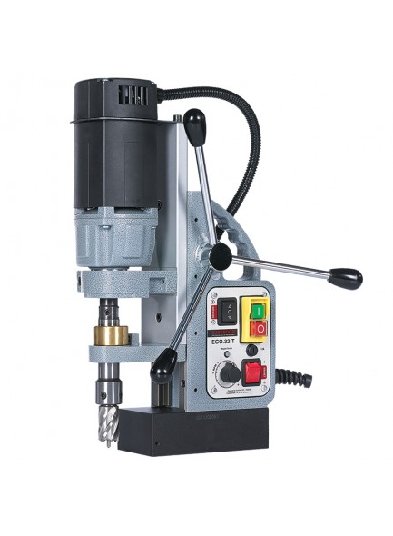 EUROBOOR ECO.32-T Magnetic Base Drilling Machine - 12mm to 32mm Dia.