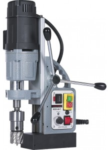 EUROBOOR ECO.50-T Magnetic Base Drilling Machine - Varable Speed - 12mm to 50mm Dia.