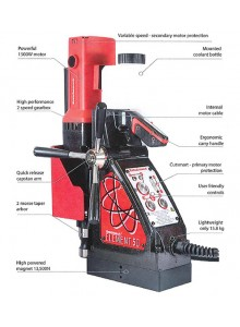 Rotabroach, Elements 50, Magnetic Drilling Machine